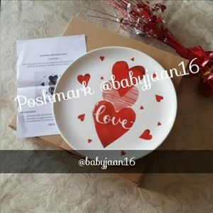 New Valentine's Day Cookie Plate❤